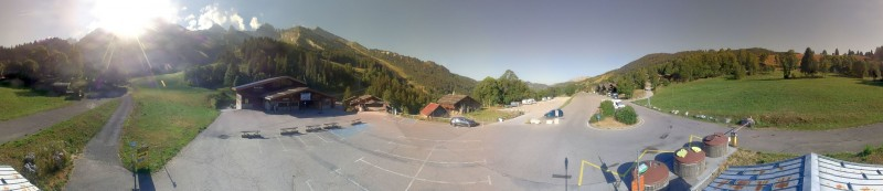 Webcam Parking de Balme